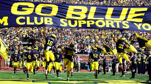 Go Blue Michigan!